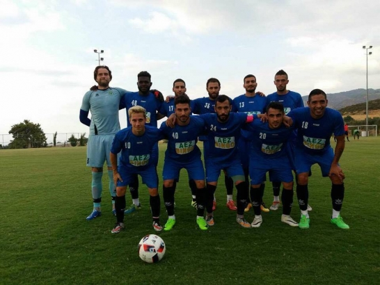 Santamartense joga em equipa do Chipre